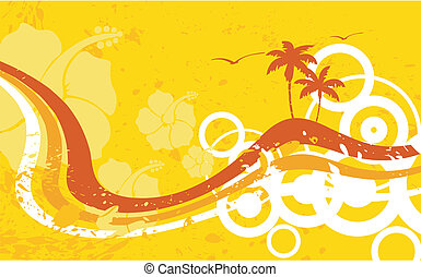 hawaiian tropical beach wallpaper2 - hawaiian tropical beach...