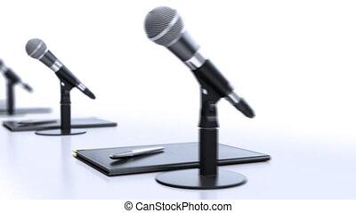 Microphones HD
