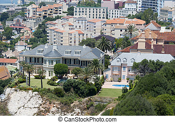 Gibraltar Mansion - One of the largest mansions in Gibraltar...