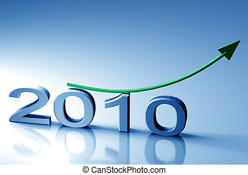 Growth of year 2010