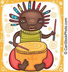 Ethnic, boy 2
