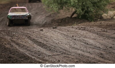 Race without rules - Extreme off-road racing to sports cars...