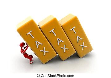 Tax bar