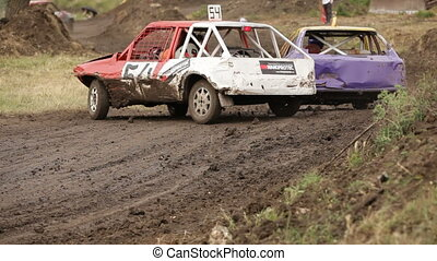 Clash of the race - Extreme off-road racing to sports cars...