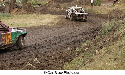 Racing terms - Extreme off-road racing to sports cars...
