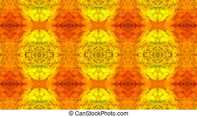 Luxury classical flower pattern
