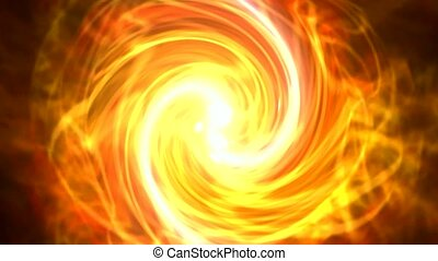 Solar storms,swirl flame hurricane - Solar storms,flame...