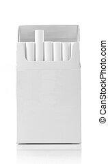 cigarette in a box