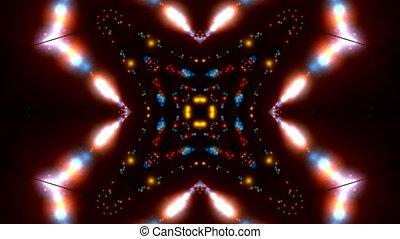 Bright universe nebula,heaven