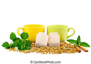 Camomile - Chamomile, lemon balm, cinnamon and mint