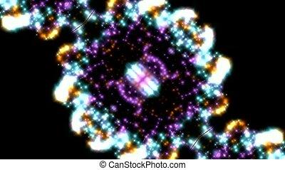 Bright universe...