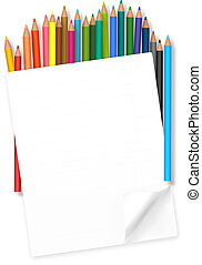 Back to school background - Back to school background with...