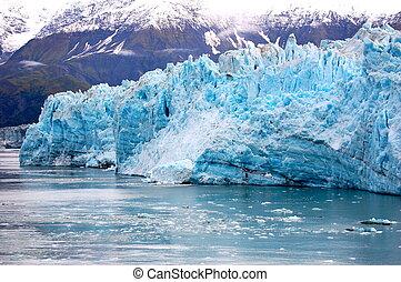 Hubbard Glacier - The mighty ice of Hubbard Glacier