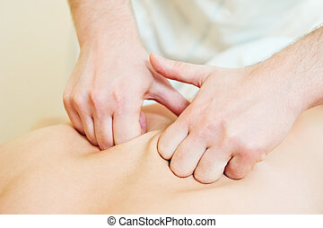 manual medical massage technique - Manual medical relaxation...