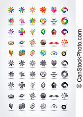 Vector Design Elements Icon Set - A great collection of...