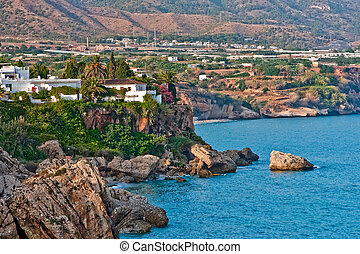 Nerja, Spain - Mediterranean Sea, Nerja, Spain