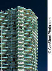 Condo living - Human environment: Tall buildings,...