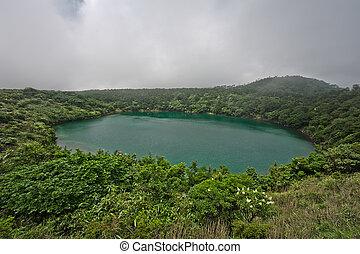 Lake in Kirishima