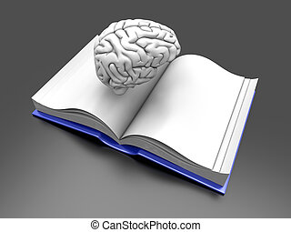 Brain Book - Psychologic / Psychiatric / Neurologic...