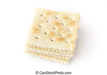 Homemade Saltine Crackers Recipe