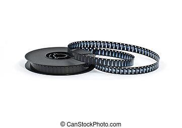 8 mm retro film