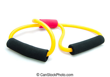Exercise equipment - Womans exercise equipment made of...