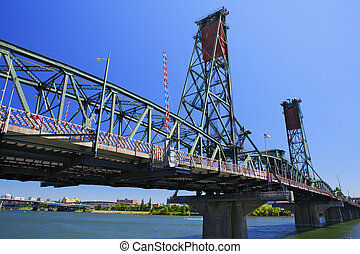 Portland Hawthorne Bridge