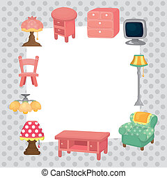 furniture card