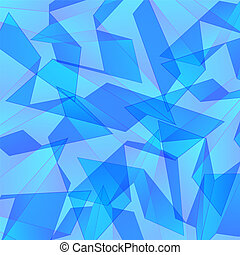 Abstract seamless background from a