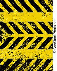 Diagonal hazard stripes texture. EPS 8