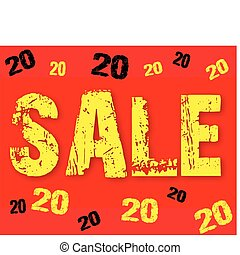 The text sale 20
