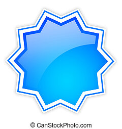 Shiny star icon