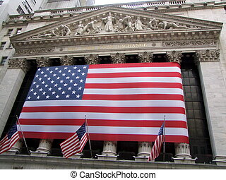 New York Stock Exchange Building, New York City