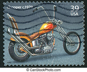 stamp - UNITED STATES - CIRCA 2006: stamp printed by United...