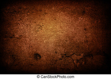 grungy wall - Brown grungy wall Great textures for your...