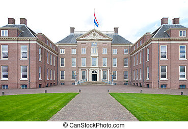 Loo Palace in Apeldoorn, the Netherlands