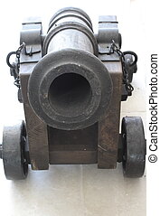 Cannon - 3 pounder naval cannon