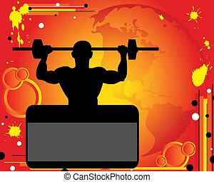 Weight-lifter