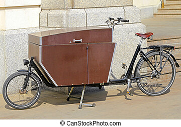 Transport bike - Transportation bike for a commercial city...