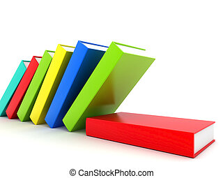 Books bindings and Literature - Picture pages, Books...