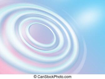 Abstract Circles Texture