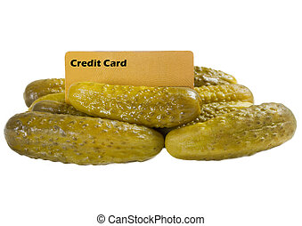 credit in pickle