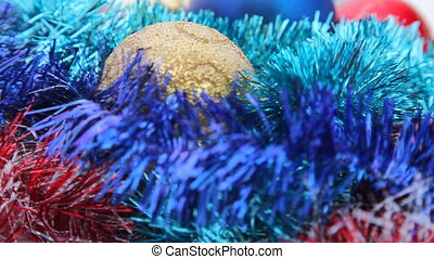 Turning Cristmas decoration HD