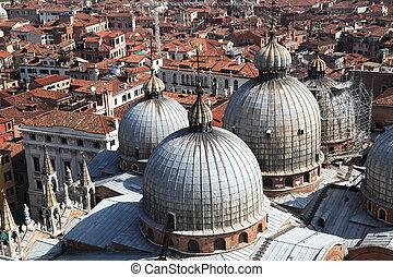 Saint Marks Basilica Venice