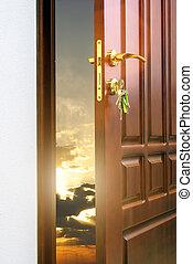 Doorway Element of conceptual design