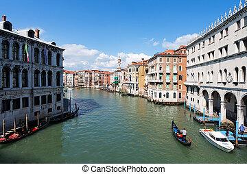 Grand Canal in Venice