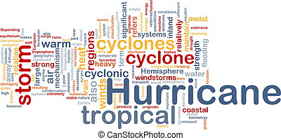 Hurrican weather background concept - Background concept...