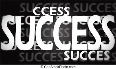 Success animation