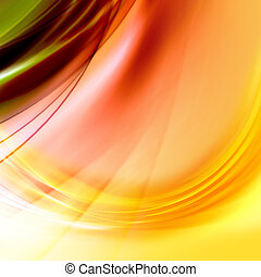 Fantastic abstract elegant and powerful background design...