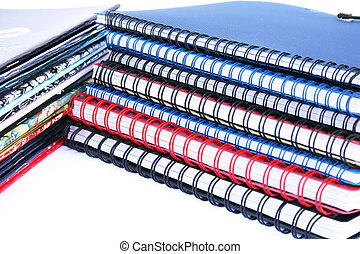Copybook stacks